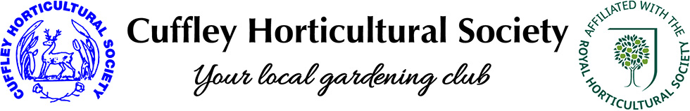 Cuffley Horticultural Society - Your local gardening club